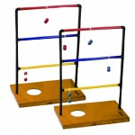 Triumph Sports USA Trio Toss: Ladder Toss, Bag Toss, and Washer Toss