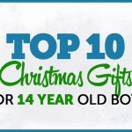 Top 10 Christmas Gifts for 14 Year Old Boys | Gifts For Teen Boys - http://giftsforteenboys.com