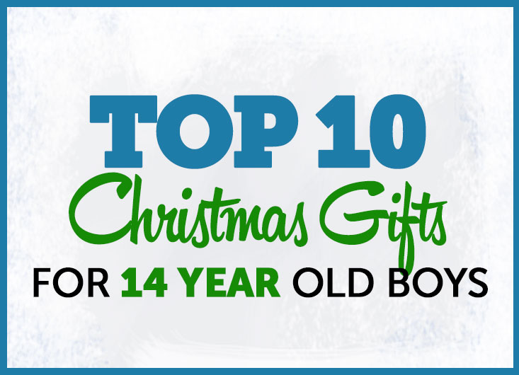 Christmas Gifts 14 Year Old Boys For Teen