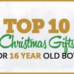 Top 10 Christmas Gifts for 16 Year Old Boys