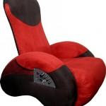 Repose E1000-Red Entertainment Chair