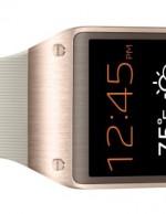 Samsung Galaxy Gear Smartwatch - Retail Packaging - Rose Gold
