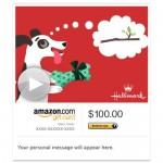 Amazon Gift Card - E-mail - Christmas Surprise (Animated) [Hallmark]
