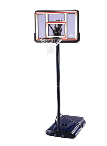 Lifetime 1269 Pro Court Portable Basketball System with 44″ Acrylic Fusion Backboard