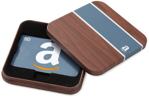 Amazon.com Gift Cards – In a Gift Box – Free One-Day Shipping