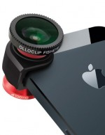 Olloclip 4-in-1 Lens Solution For Iphone 5/5s - Red/black