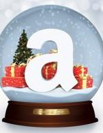 Amazon Gift Card - E-mail - Holiday Snow Globe