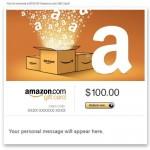 Amazon Gift Card - E-mail - Amazon Boxes