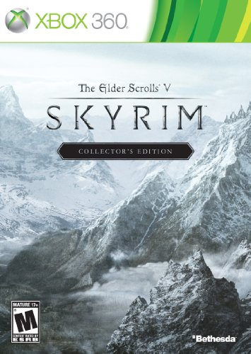 Elder Scrolls V: Skyrim Collector's Edition -Xbox 360