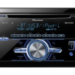 Pioneer FH-X700BT In-Dash Double DIN CD/MP3/USB Car Stereo Receiver w/ Bluetooth, Pandora Link, MIXTRAX & iPod Support