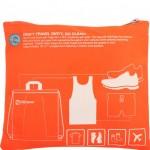 FLIGHT 001 GO CLEAN Gym Gear-Orange