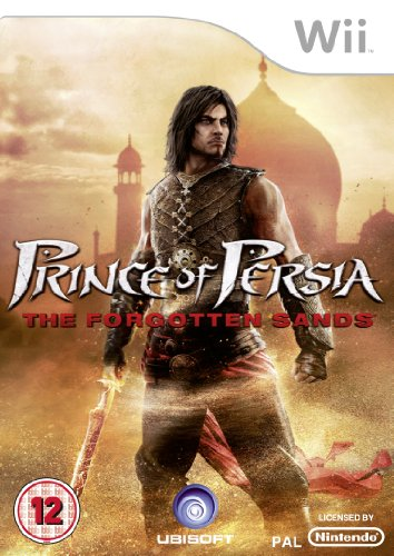 Prince of Persia: Forgotten Sands – Wii