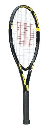Wilson Tour Slam Adult Strung Tennis Racket, 4 1/4