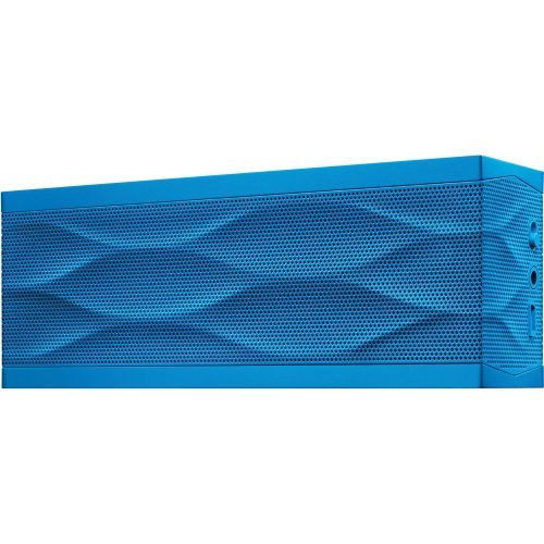 Jawbone JAMBOX Wireless Bluetooth Speaker – Blue Wave – Retail Packaging
