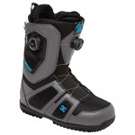 DC Men's Judge Snowboard Boot,Grey,11 US/11 M US