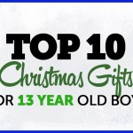 TOP 10 Christmas Gifts for 13 Year Old Boys