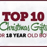 TOP 10 Christmas Gifts for 18 Year Old Boys