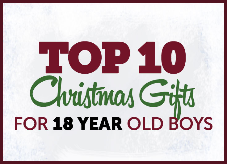 christmas gifts 18 year old boys gifts for teens