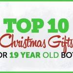TOP 10 Christmas Gifts for 19 Year Old Boys
