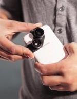 olloclip 4-in-1 Photo Lens for Samsung Galaxy S5 - Black/Black
