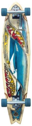 Sector 9 Fiji Complete Skateboard, 9.375-Inch x 38.0-Inch