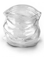FRED UNZIPPED Hand-Blown Glass Bowl