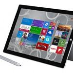 Microsoft Surface Pro 3 (256 GB, Intel Core i5)
