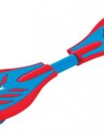 Razor RipStik Bright Caster Board Skateboard, Red/Blue