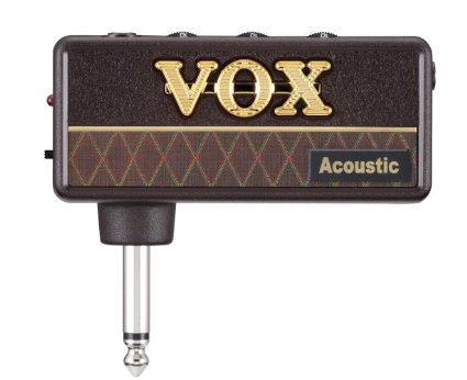 VOX APAG AmPlug Acoustic Guitar Headphone Amplifier - Gifts For Teen Boys - Stocking Stuffers for Teen Boys