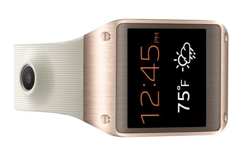 Samsung Galaxy Gear Smartwatch – Rose Gold