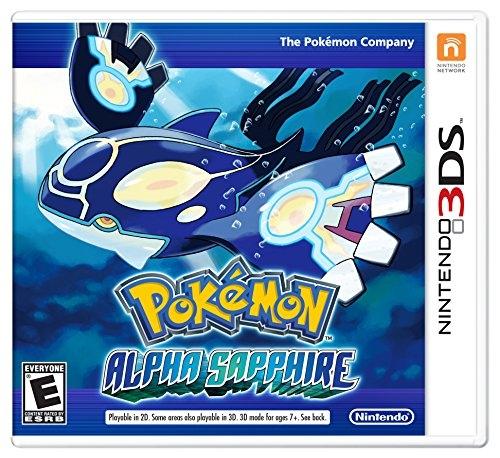 Pokémon Alpha Sapphire – Nintendo 3DS