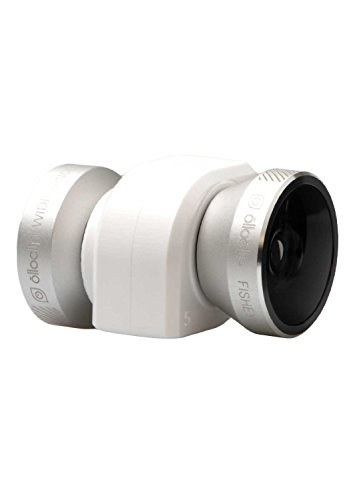 olloclip 4-in-1 Lens Solution for iPhone 5/5s – Gold/White