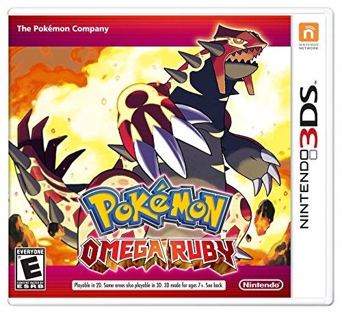 Pokémon Omega Ruby – Nintendo 3DS
