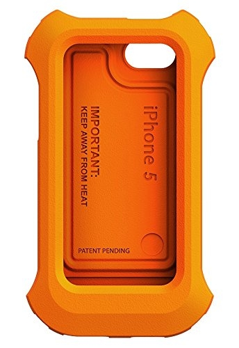 LifeProof LifeJacket Float for iPhone 5/5S – Retail Packaging – Orange