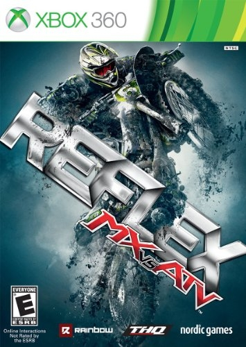 MX Vs ATV Reflex – Xbox 360