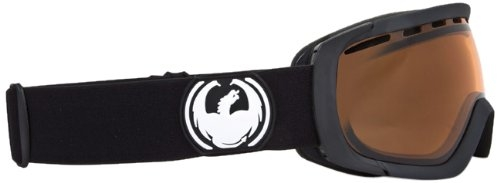 Dragon Alliance Rogue Goggles (Black, Amber)