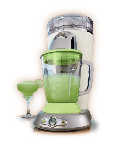 Margaritaville Bahamas Frozen Concoction Maker with No Brainer Mixer – DM0600