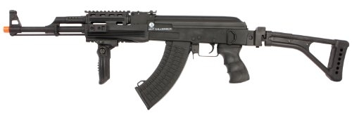 Soft Air Kalishnikov Tactical AK47 Electric Powered Airsoft Rifle