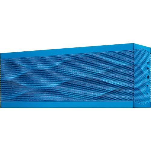 Jawbone JAMBOX Wireless Bluetooth Speaker – Blue Wave – Retail Packaging